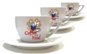 Coffee with Paul